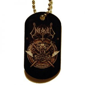 Unleashed - Hammer Battalion Hundemarke/dog-tag