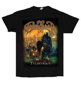 Moonsorrow - Tulimyrsky T-Shirt Large
