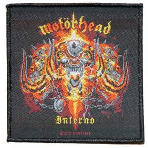 Motörhead - Inferno Patch