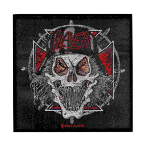 Slayer- iron-cross-Wehrmacht-Patch