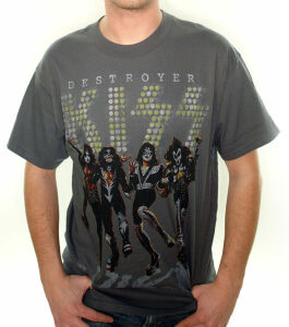 Kiss - 30 Years Of Destruction T-Shirt