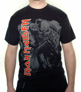 Iron Maiden - High Contrast Trooper T-Shirt