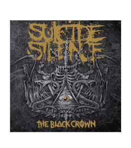 Suicide Silence - The Black Crown ltd. Edition CD/DVD