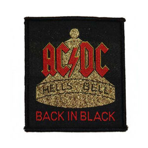 ACDC - Hells Bells Patch