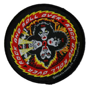 Kiss - Rock & Roll Over Patch