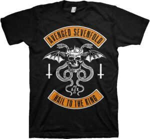 Avenged Sevenfold - Hail to the King  T-Shirt