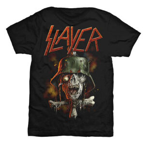 Slayer - Soldier Cross V2 - T-Shirt
