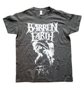 Barren Earth - Twilight T- Shirt Grau
