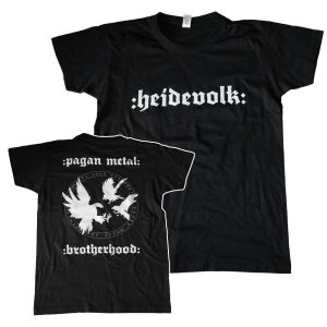 Heidevolk - Pagan Metal BH T-Shirt X-Large